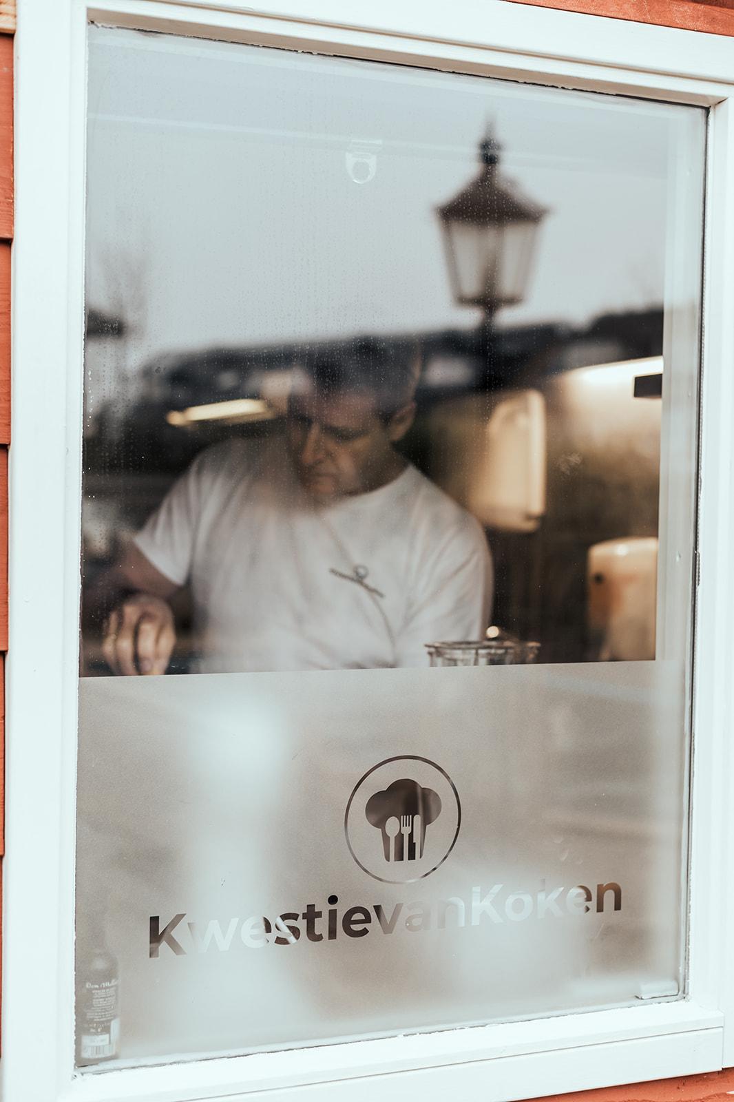 Kwestie van koken - Andre Mensink